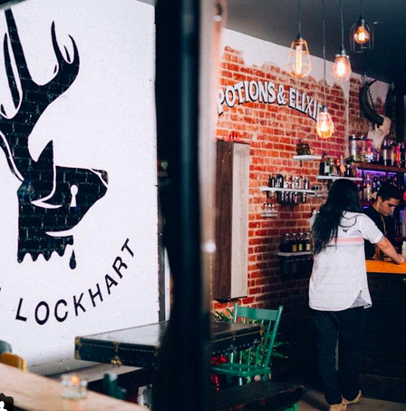 Toronto Welcomes Harry Potter Themed Bar