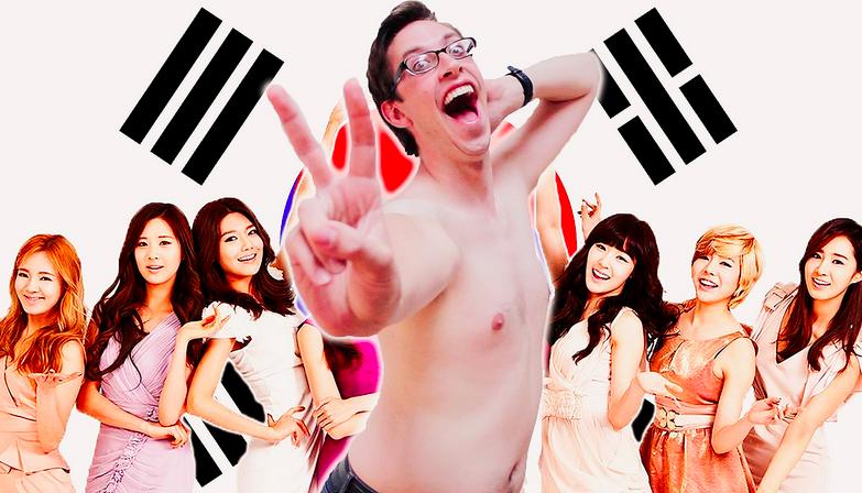 Buzzfeed's Try Guys Try K-pop