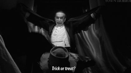 Gif Essay: Get Ready For Halloween!