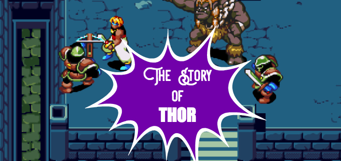 Story Of Thor