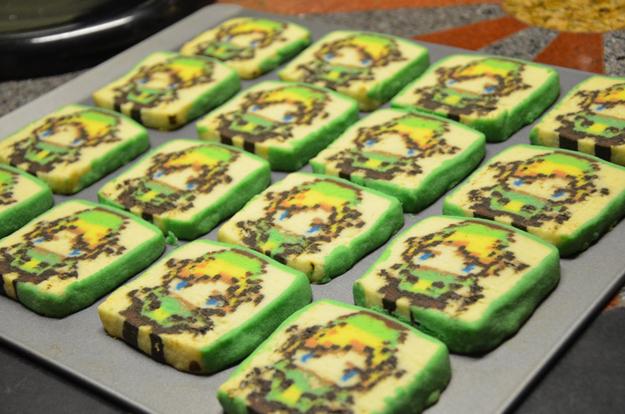 Link Cookies