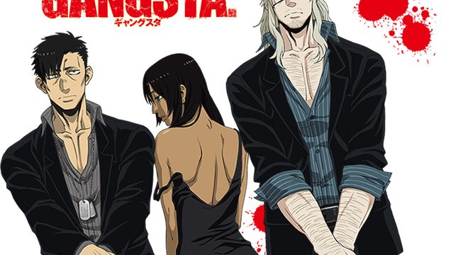 gangsta-anime