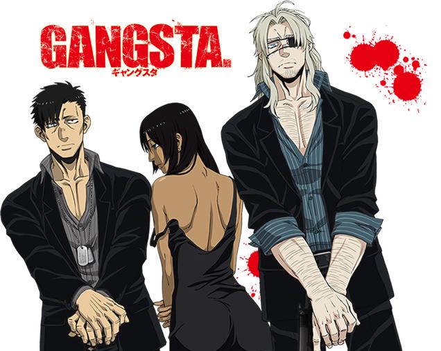 Otaku Digest: Going Gangsta