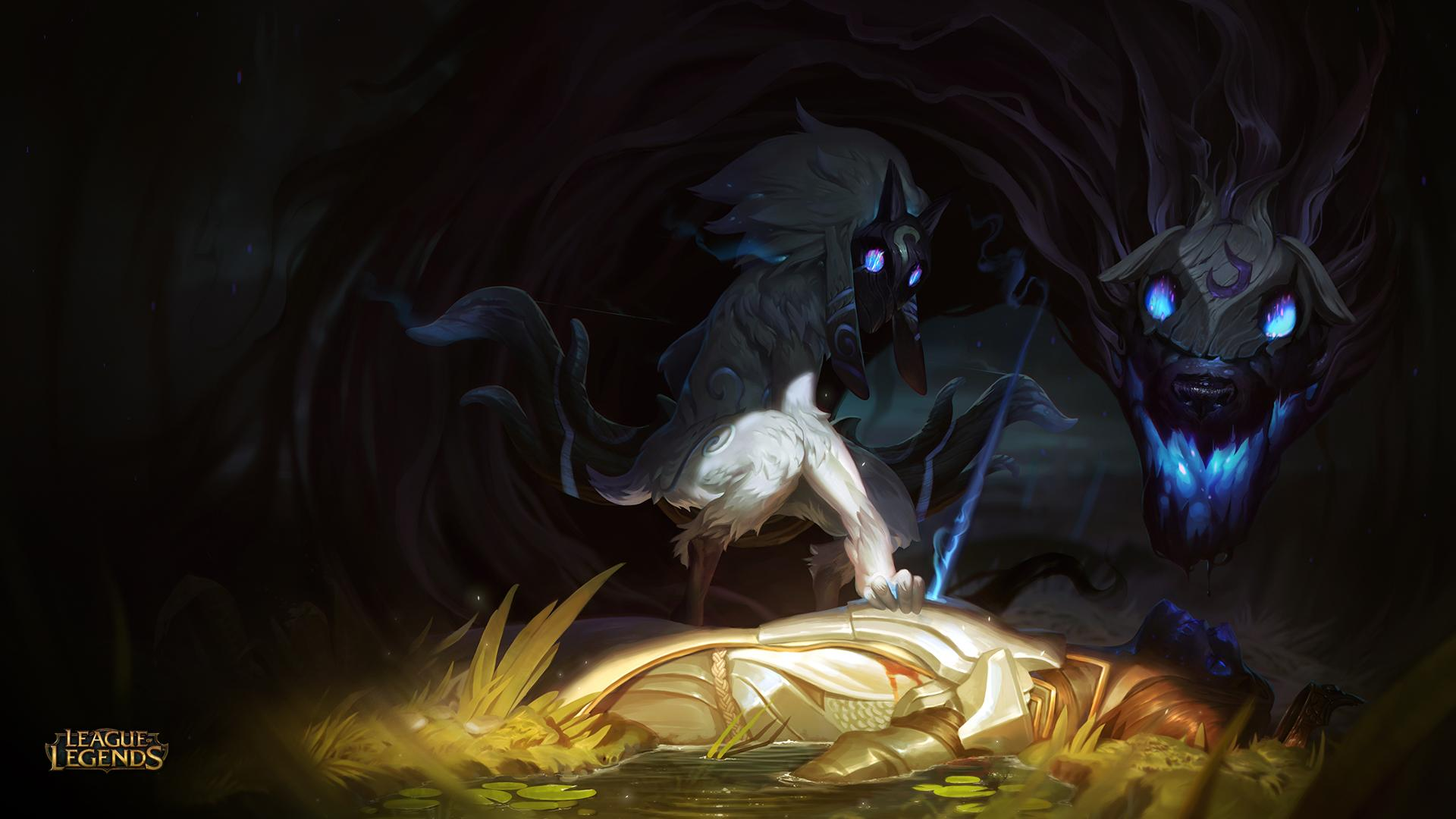 League Of Legends Announces New Champion 'Kindred'
