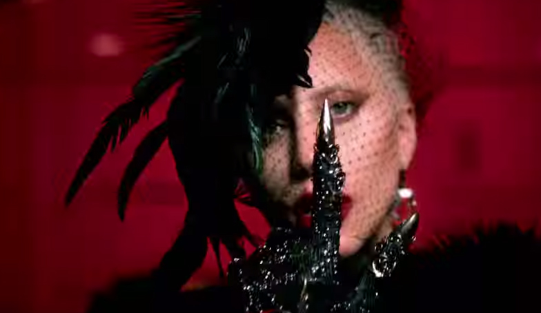 Lady Gaga Looks Fierce In American Horror Story: Hotel Trailer