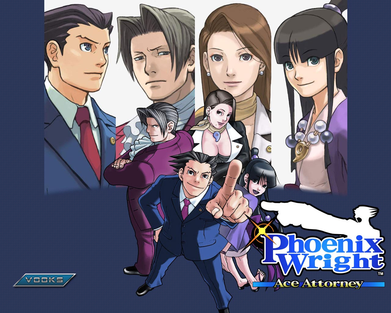 Ace Attorney Has An Anime Coming In 2016
