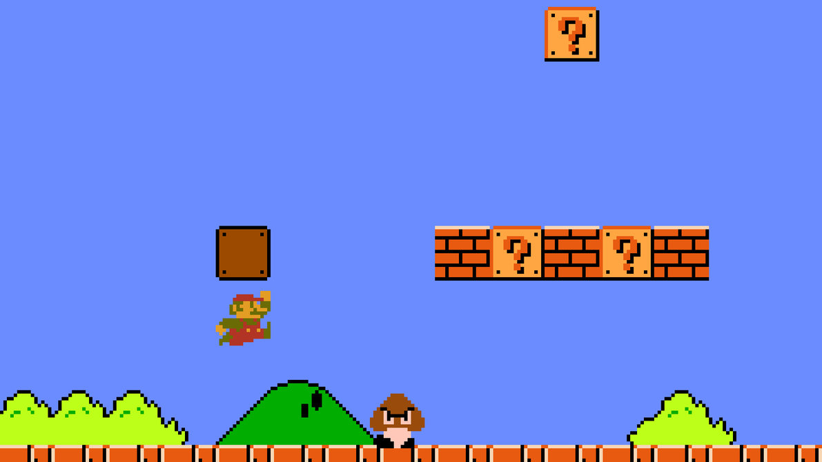 Video: Shigeru Miyamoto Explains Creation Of First Super Mario Bros. Level