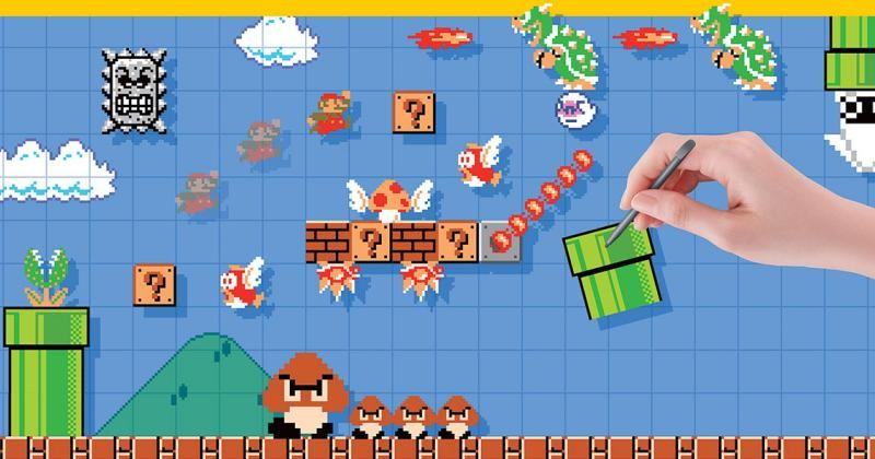 Super Mario Maker: The Best Of The Best