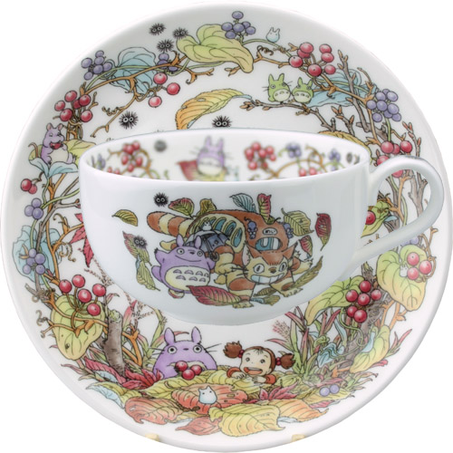 My Neighbour Totoro Tea Cup Set
