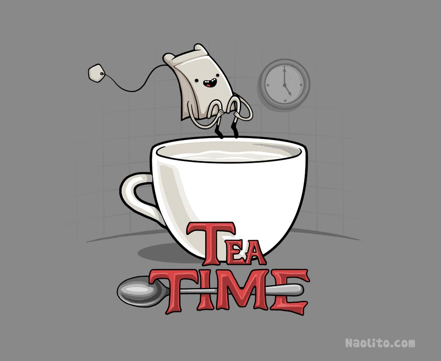 Gallery: Every Time Is Tea Time