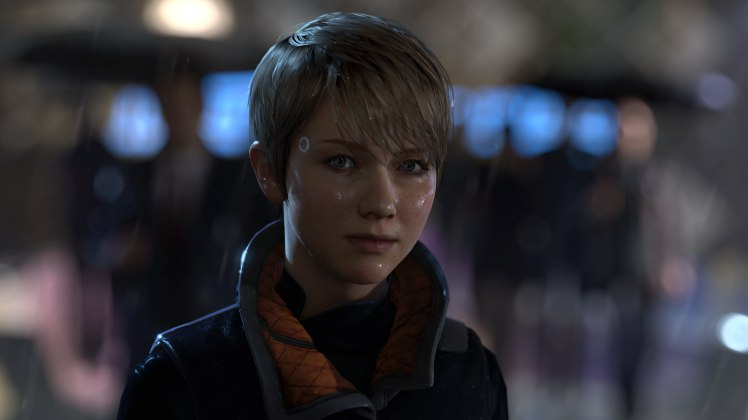 Quantic Dream Reveal New Game Detroit: Become Human