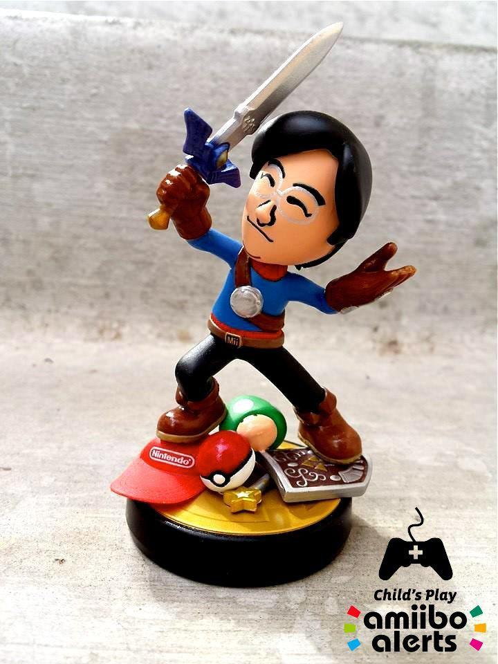 Special Iwata Amiibo On eBay For Charity
