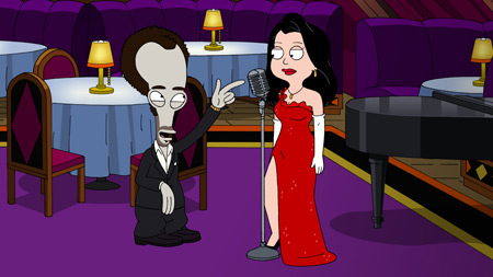 Music Monday: American Dad Disco