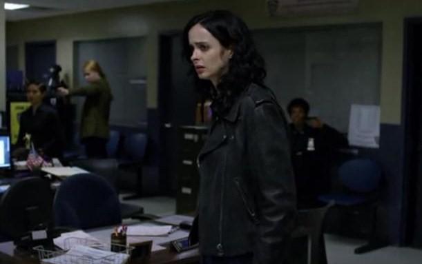 First Official Marvel's Jessica Jones Trailer Released