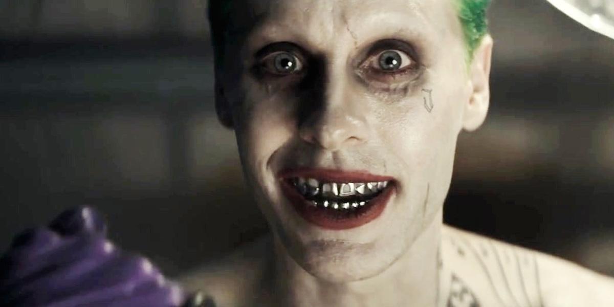 Jared Leto's Joker On The Cover Of Empire Magazine