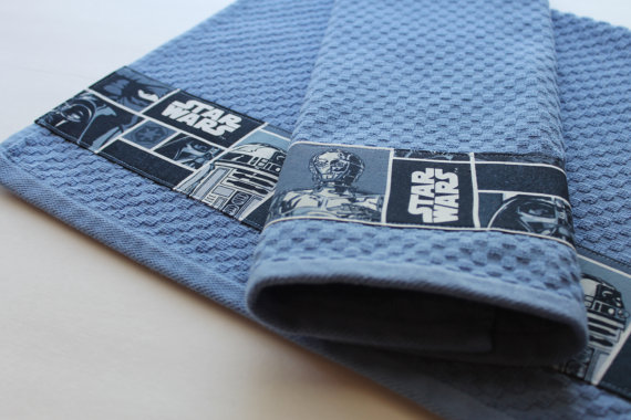 Kitche Towels - Star Wars - Etsy