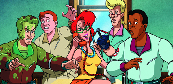 Animated Ghostbusters Movie In The Works At Sony