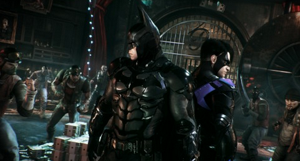 Batman: Arkham Knight Gets An Update For PC Release