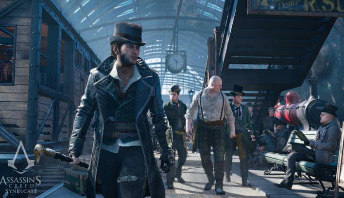 London's Calling In Last Assassin's Creed Syndicate Trailer