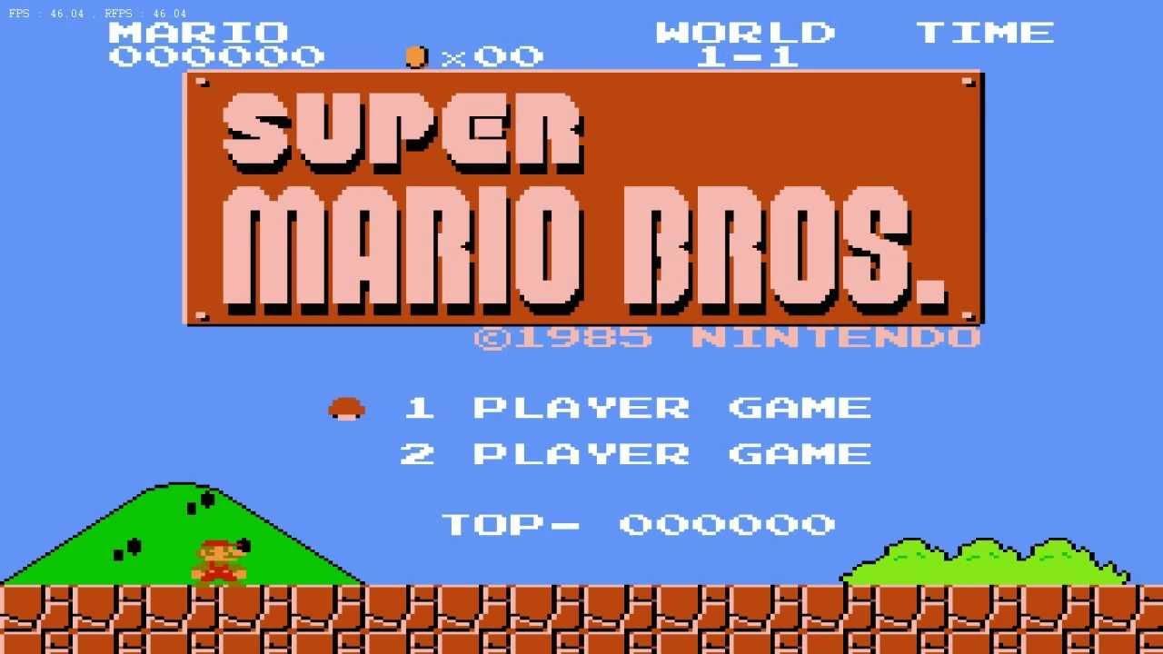 Banjo Guy Ollie: Super Mario Bros. Theme