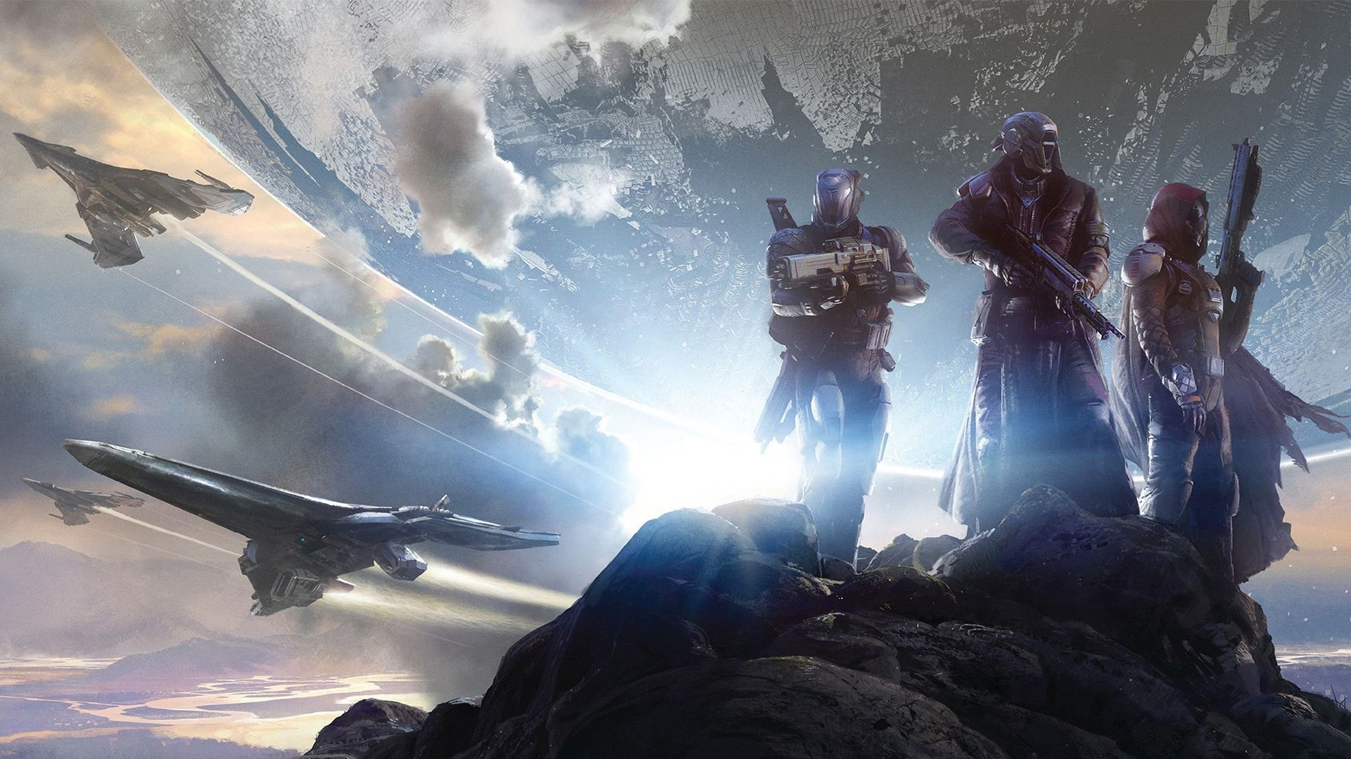 Destiny Year One: An Overview