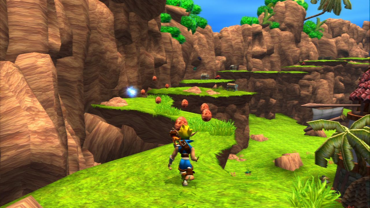jak and daxter orbs