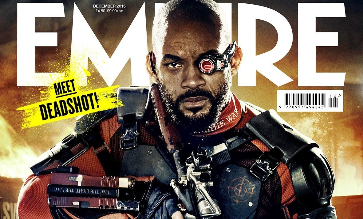 Empire Reveal Harley And Deadshot Covers For Suicide Squad Special
