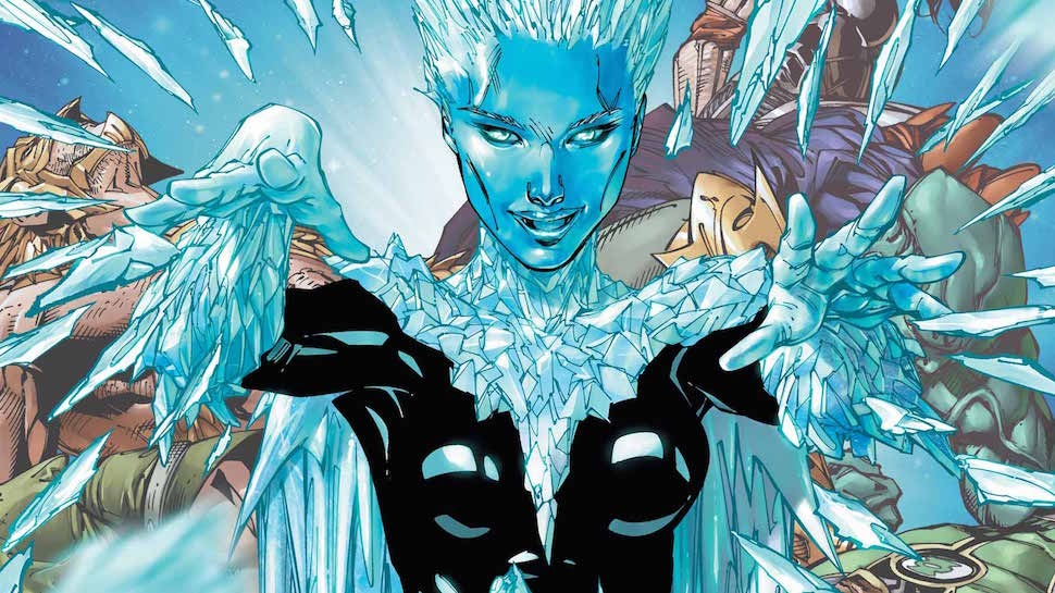 Danielle Panabaker Reveals Closer Look At Killer Frost For The Flash
