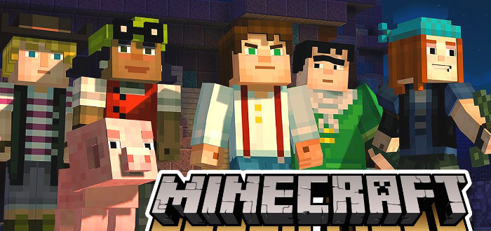 Review: Telltale's Minecraft: Story Mode, Ep. 1 – Order Of The Stone