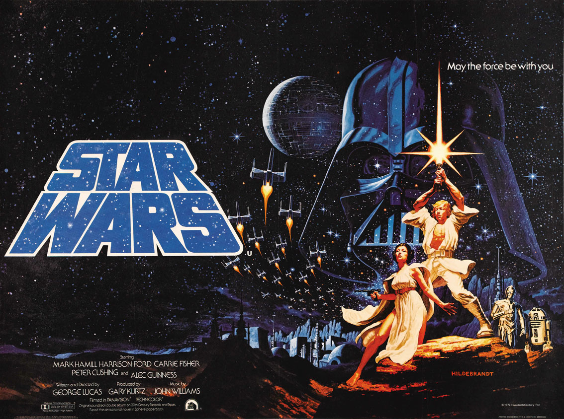 Video: Epic 'Original Trilogy' Star Wars Trailer In Force Awakens Style
