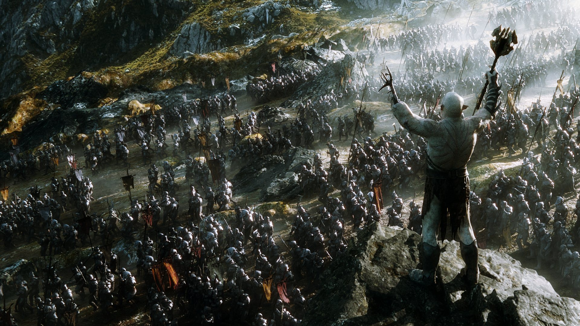 15 Minutes Of Additional Battle Footage For The Hobbit: The Battle Of The Five Armies Extended Edition