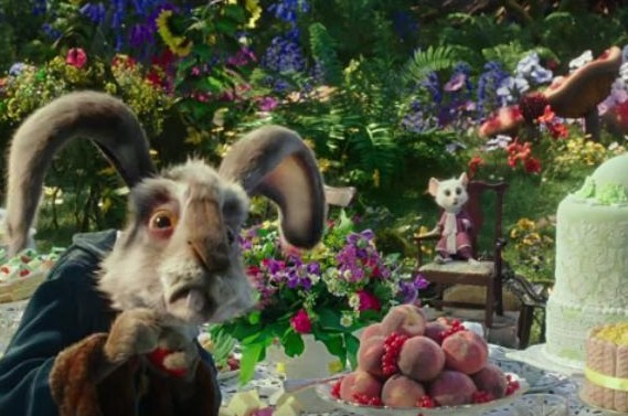 Alice Is Against Time In First Alice Through The Looking Glass Trailer