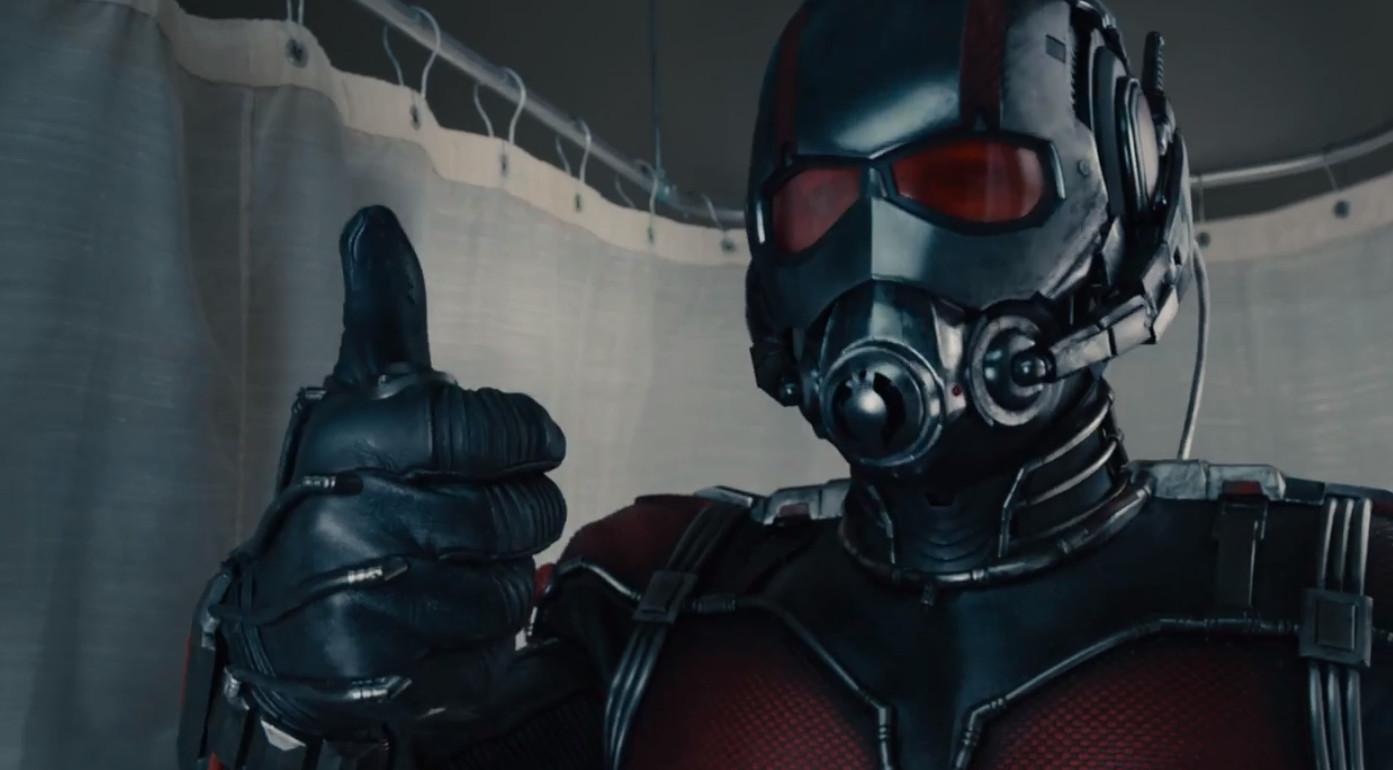 Ant-Man Blooper Reel Released