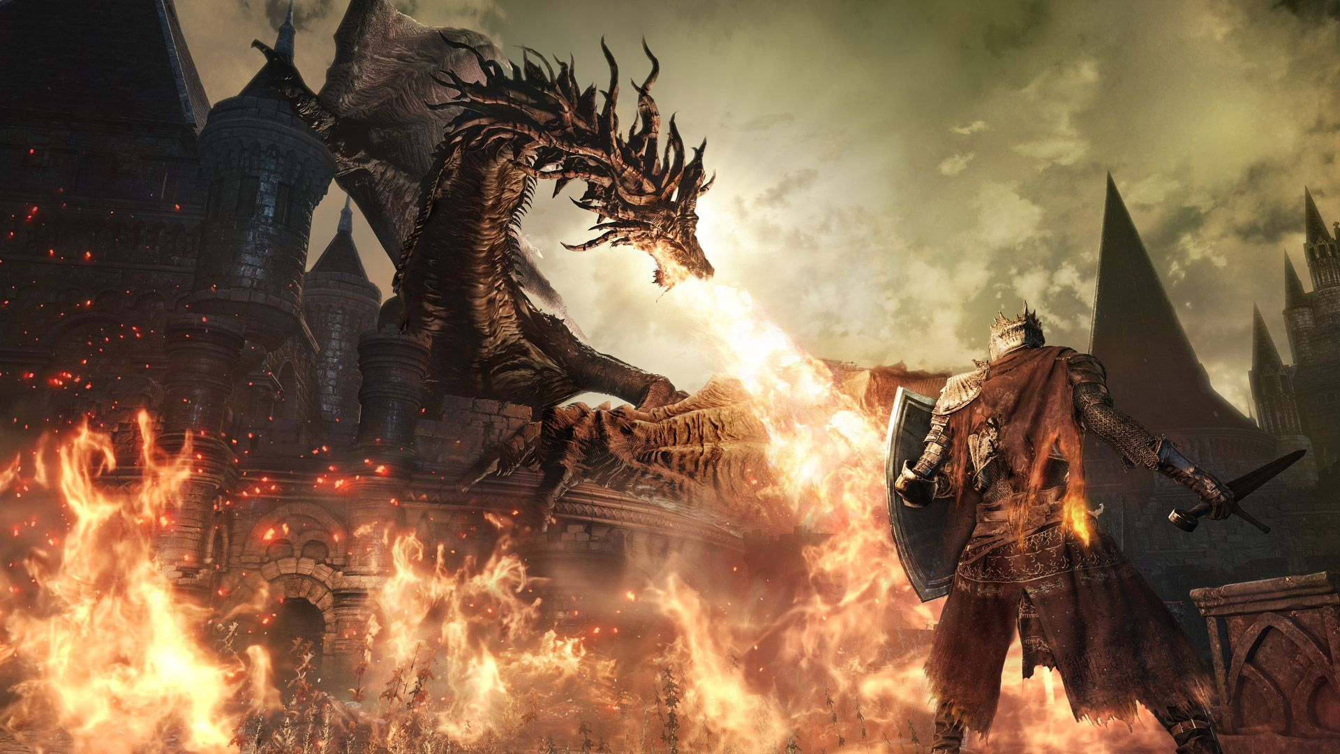 Dark Souls 3 Collector's Editions And Release Date Leaked