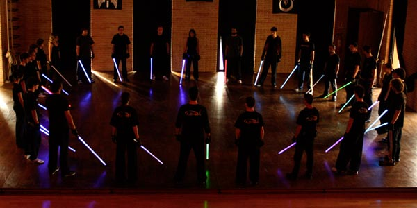 Ludosport Lightsaber Combat Classes To Come To Ireland
