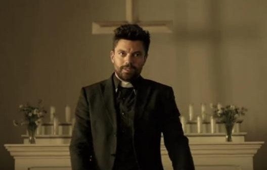 First Trailer For AMC's Preacher Adaptation Released