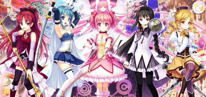 concept movie for madoka magica hints at new work the arcade