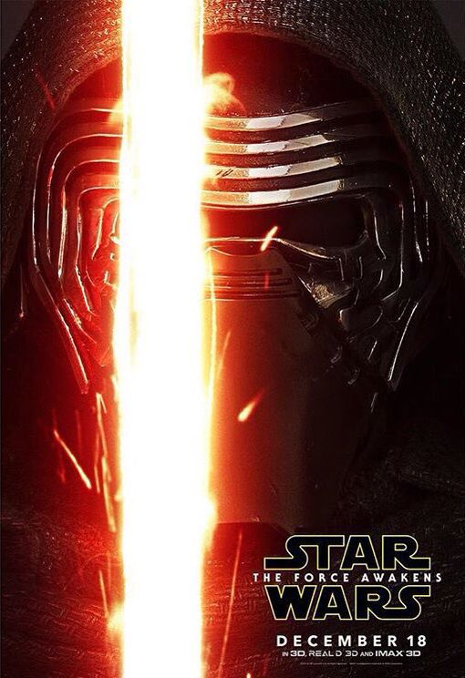 New Star Wars: The Force Awakens Character Posters Revealed