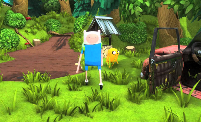Adventure Time: Finn And Jake Investigations Now Available