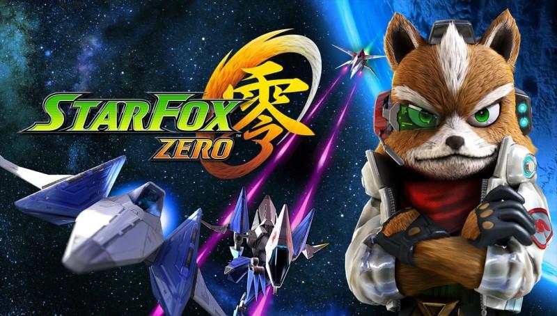 Star Fox Zero Delayed Until April 2016 For Wii U