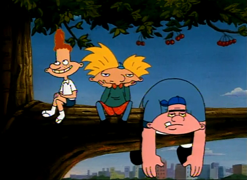 Hey Arnold! Has A New TV Movie In The Works