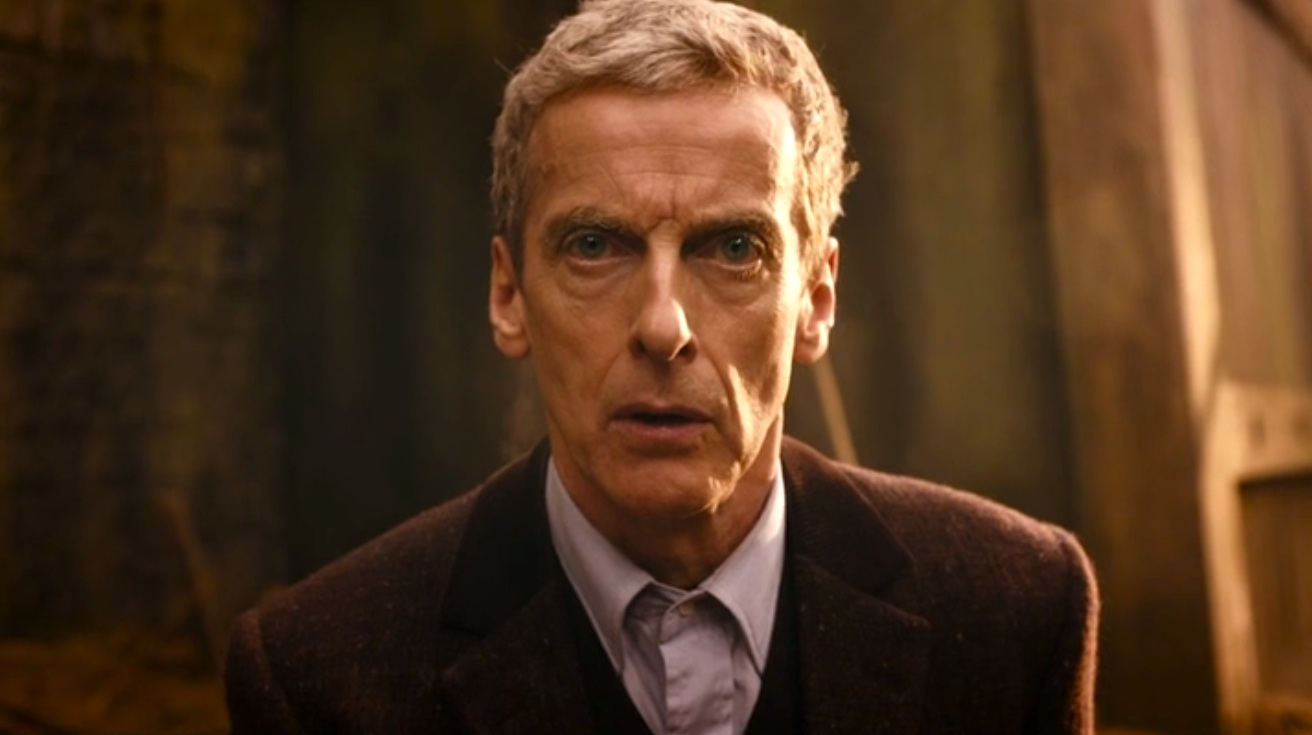 Capaldi Confirmed For Season 10 Of Doctor Who