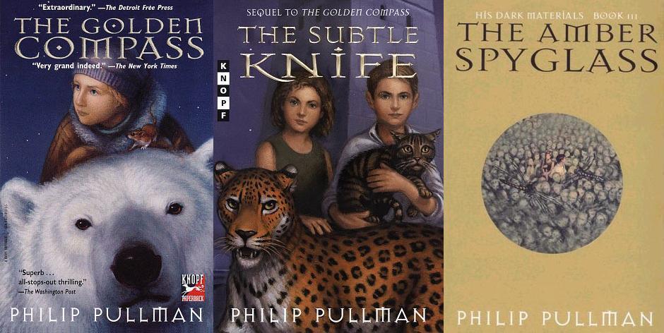 BBC Commission Philip Pullman's 'His Dark Materials'