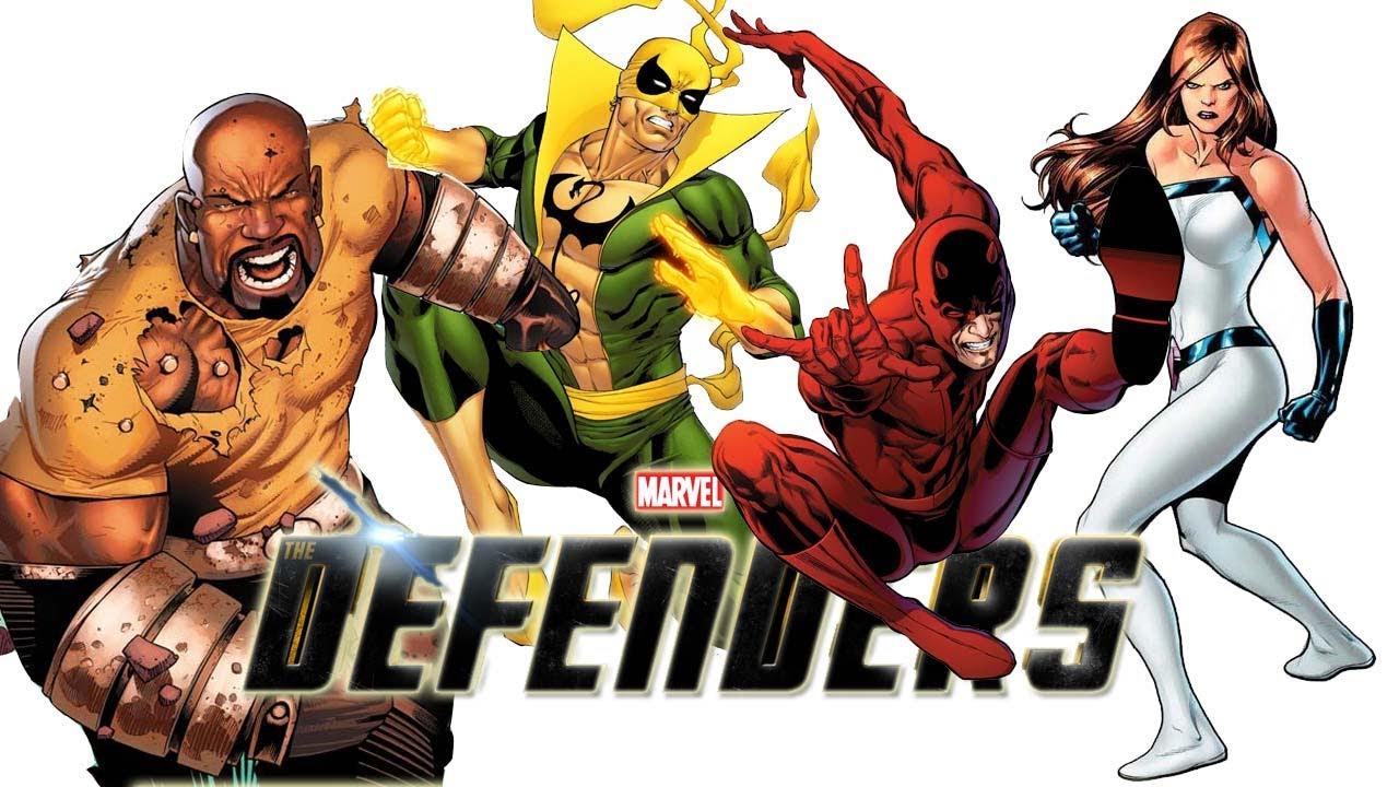 Video: Meet The Defenders
