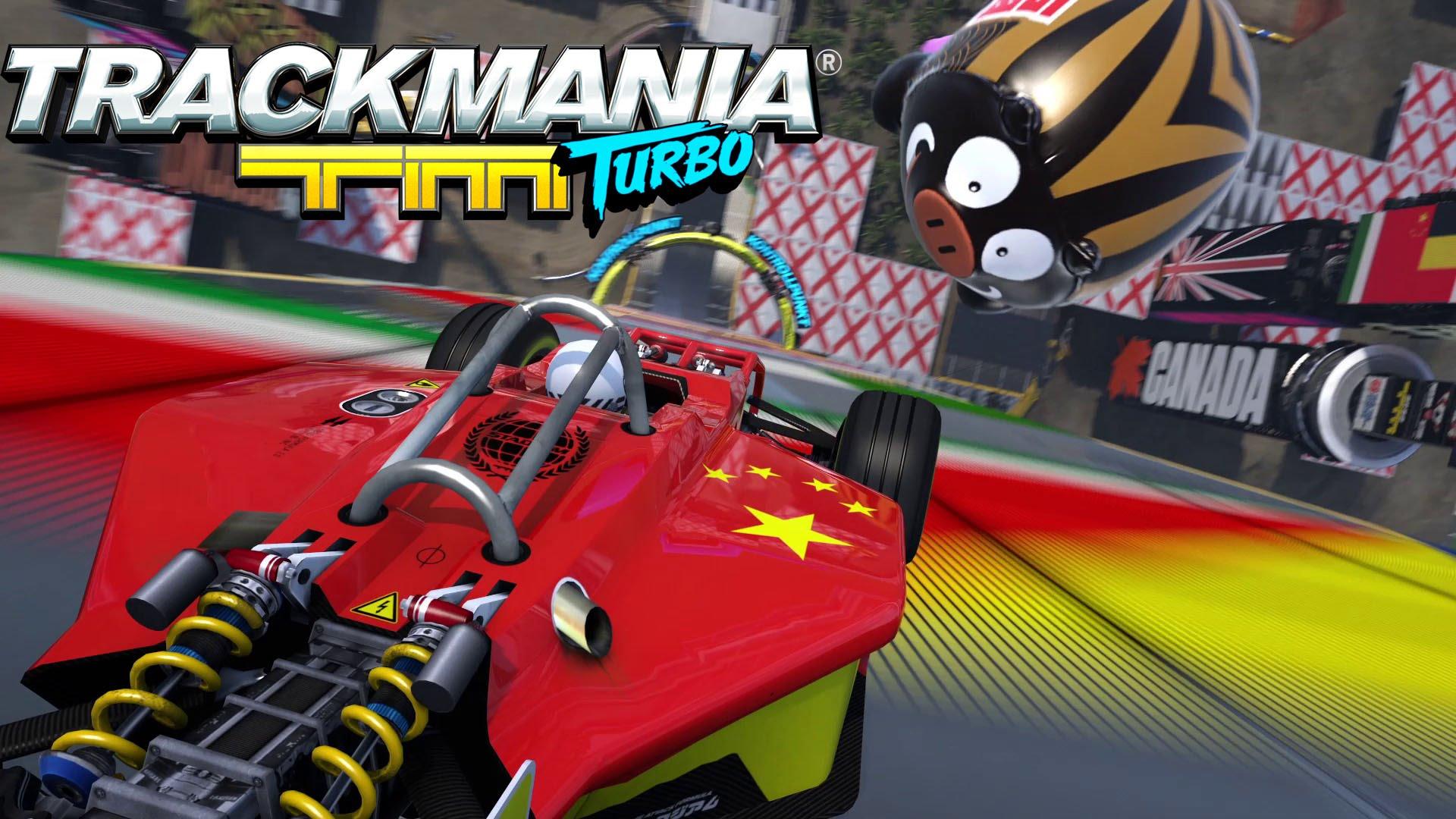 Ubisoft Reveal Trackmania Turbo Virtual Reality Compatibility