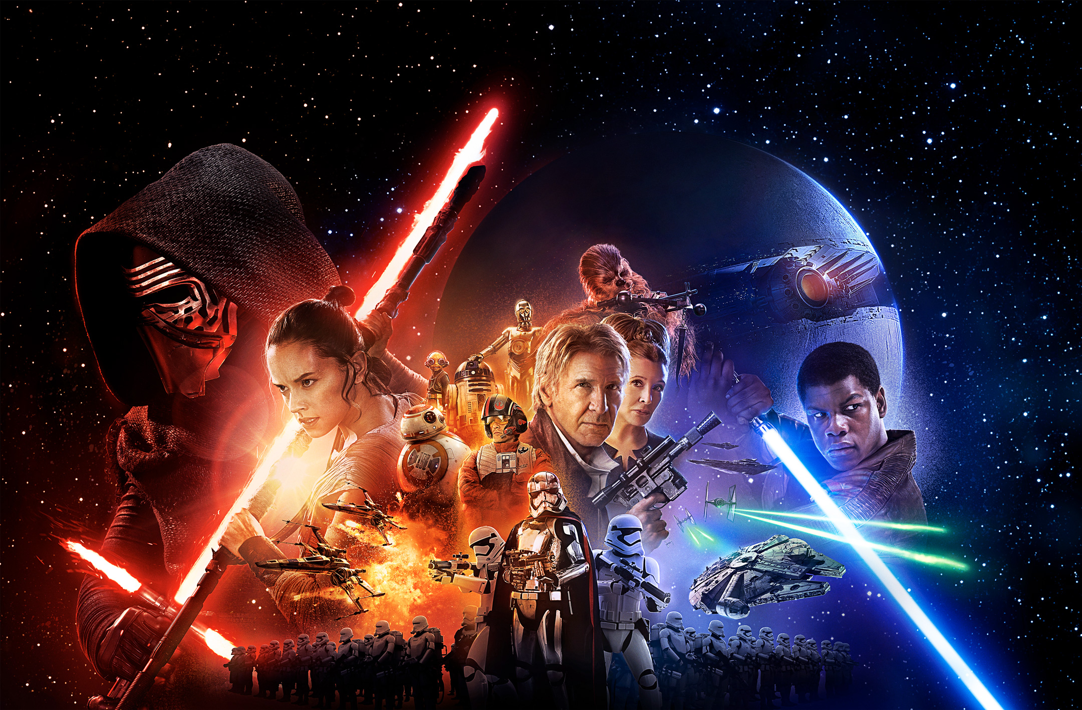 Promotional Banners For Star Wars: The Force Awakens Revealed