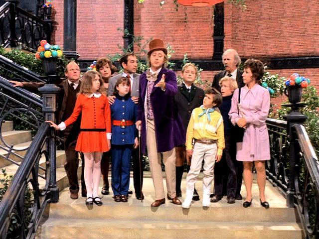 Cast Of Willy Wonka And The Chocolate Factory Reunites 44 Years Later