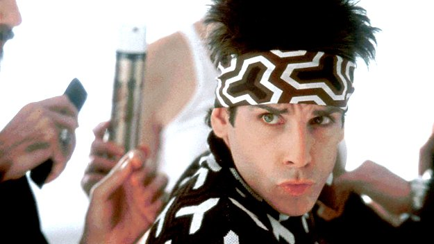 First Poster Revealed For Zoolander 2