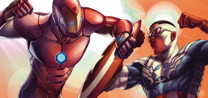 Marvel Reveal Creative Team For Civil War II