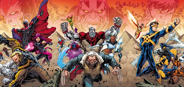 Upcoming X-Men Crossover Apocalypse Wars will Feature Three Generations Of Apocalypse
